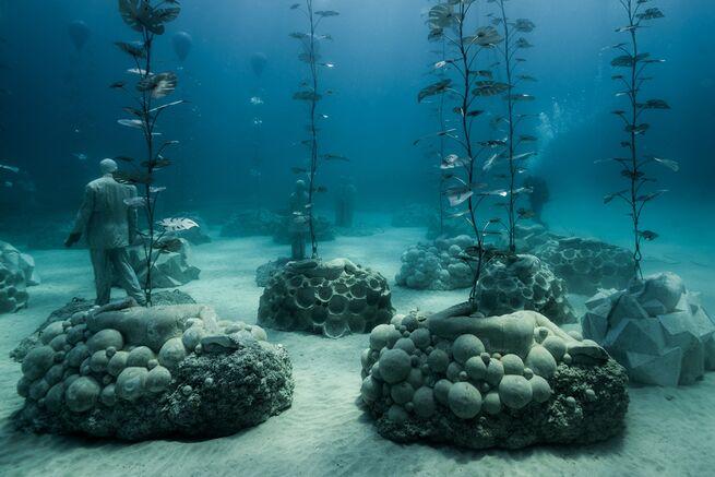 Museum of Underwater Sculpture