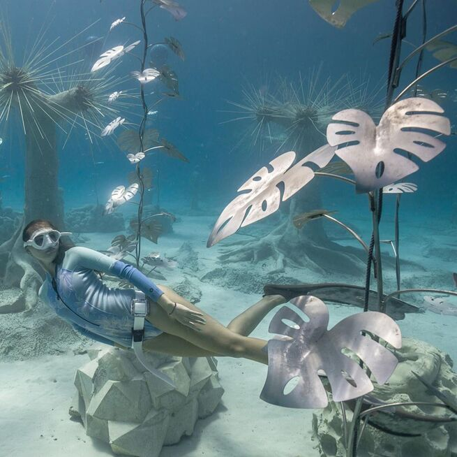 Museum of Underwater Sculpture 1