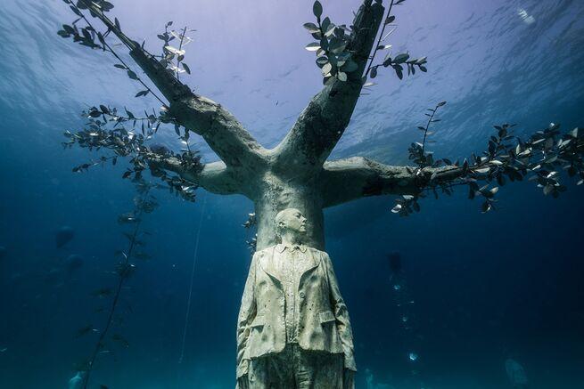 Museum of Underwater Sculpture 2