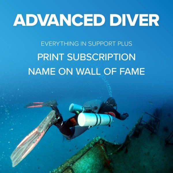 Advanced Diver Membership Plan