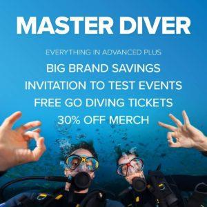Master Diver Membership Plan
