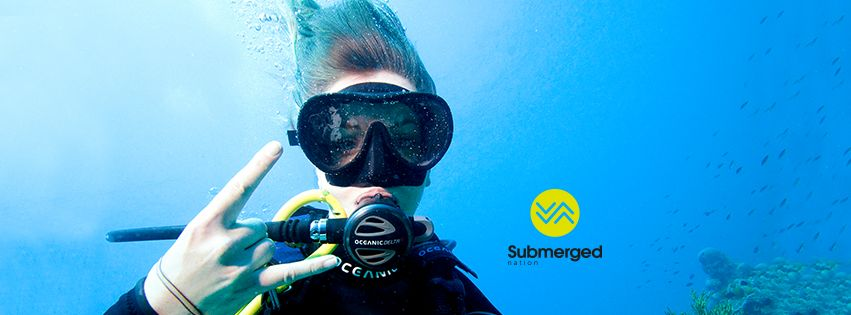 Submerged Nation Support Your Local Dive Store