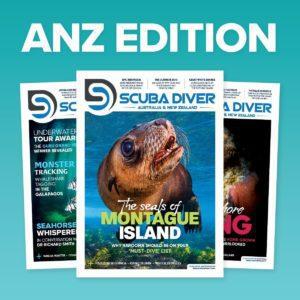 Scuba Diver Mag ANZ Edition Subscription