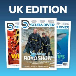 Scuba Diver Mag UK Edition Subscription