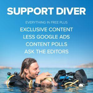 Support Diver Membership Plan