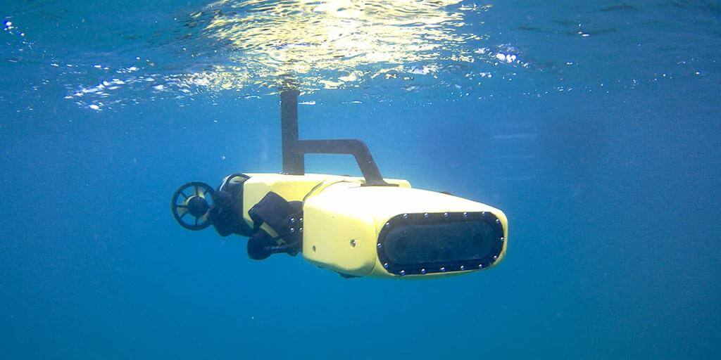 Great Barrier Reef Robot Protector